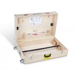 HK75N Wooden Case with Casters